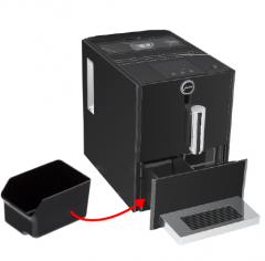 Jura 70118 Grounds Bin for A1-A7-A9-ENA Micro 90 models
