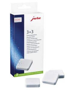 Jura 2-Phase Descaling Tablets 3x3pcs [61848]