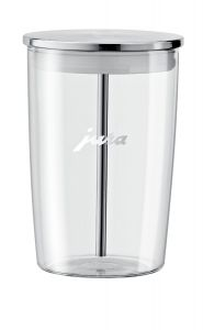 Glass Milk Container